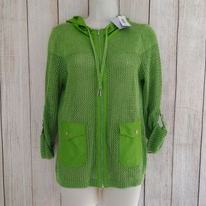 Chicos sweater jacket